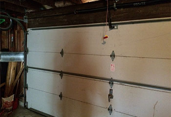 Track Replacement | Garage Door Repair Stillwater, MN